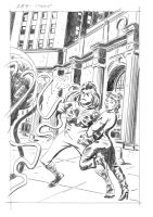 APAMA 4-COVER SKETCH by benitogallego