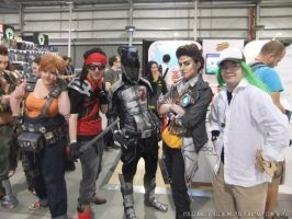 Supanova 2013 - N and Borderlands 2 group by fulldancer-alchemist