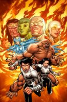 Alpha Flight by GURU-eFX