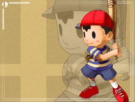 Wallpaper Ness by ANGElsilvestre
