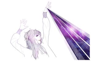 Asteroide Galaxy Tour by christelled17