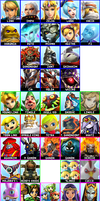 Hyrule Warriors (Legends) Wishlist (21 Sep 2015) by Alexray35