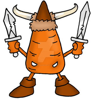 Carrot The Barbarian by PhilipBedard