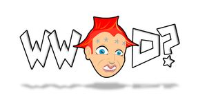 What Would Vyvyan Do? by turnasella