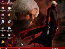 My Devil May Cry Desktop by Rayanz