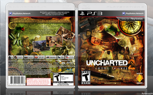 Uncharted 2 by Spiderpig24