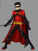Red Robin Redesign by bredenius