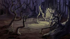 DeadForest by Icarus667