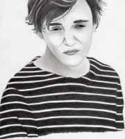 Kyle Gallner by TheEmptyChest