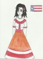 Puerto Rico OC by NeitoRibasGirl