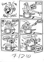 Daily Comic: Cook by nellucnhoj