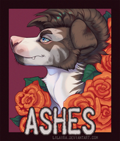 BADGE #3 Rootsburr by LiLaiRa