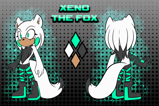 [Reference] - Xeno by XenoStateOfMind