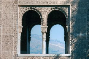 A window into the past by luethy
