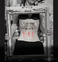 Good Girls don't Eat by gnato666