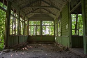Abandoned 18 by ManicHysteriaStock