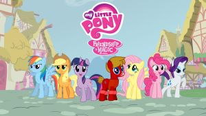 My Little Pony Friendship is Magic Fan Edition Pic by Pilot231