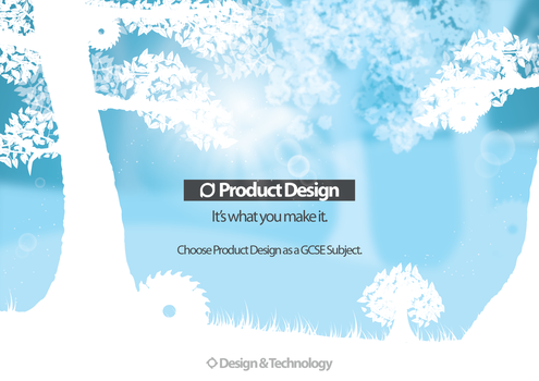 Product Design Poster by Joshkrz