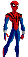 Spectacular Spider-Man Ben Reilly by ValrahMortem