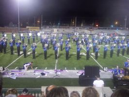 Bluecoats Drum and Bugle Corps by watermelons225