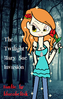 The Twilight Mary Sue Invasion Bookcover by Obeliskgirljohanny