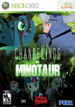 Changelings vs. Minotaur by nickyv917