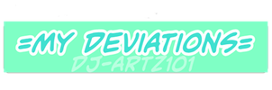 My Deviations SIGN by DJ-Artz101