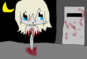 Witch be cryin by ZombieGirlHunter