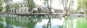 Annecy Panorma by Yetska