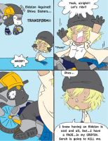 FF 13 Comic 16: FF Choppers by Dilly-Oh