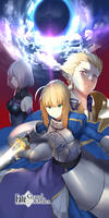 Fate/ Grand Order by Hews-HacK
