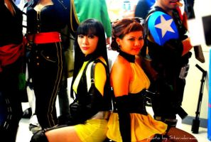 Silk Spectre Cosplays by chenmeicai