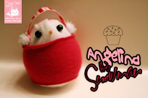 Angelina the Snowman by cleody
