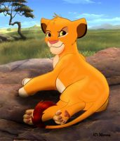 Simba by Nienna51