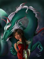 Dragon Princess by Sierryberry
