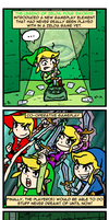 COMIX Four Swords by theEyZmaster