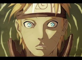 Naruto 669 - Naruto is back by pollo1567