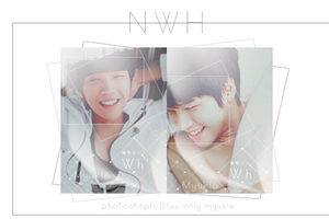 WooHyun for Myuk!e / SET by Atiau