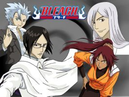 Bleach Desktop Remade by AsherothTheDestroyer