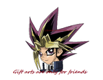 Yami - Gift Arts Are Only For Friends by usagisailormoon20