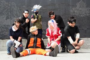 Naruto series - 4 05042009 by Jaya-sama