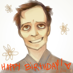 Happy bitrhday Andrew Scott by Julia-Kisteneva