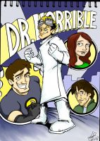 Dr. Horrible by louisesaunders