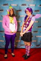 MLP - Twilight and Spike (COSPLAY) by AniRichie-Art