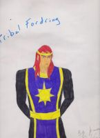 Tribal Fordring by wolfwarrior001