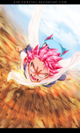 FairyTail 462 | Natsu and Happy by AJM-FairyTail