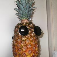 Pineapple Lennon II by TheWallProducciones
