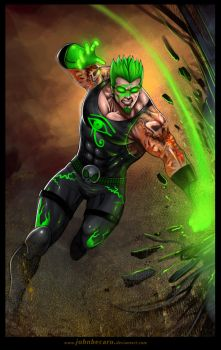 Commision: MIKEY by johnbecaro