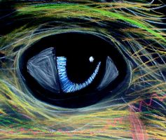 This is electric Eye by metalartist2