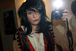 Mary Read - WIP Close Up by My13Memories